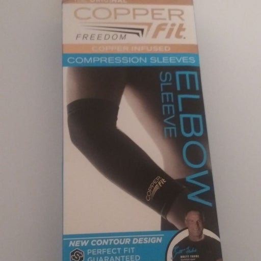 Copper Fit arm Sleeve