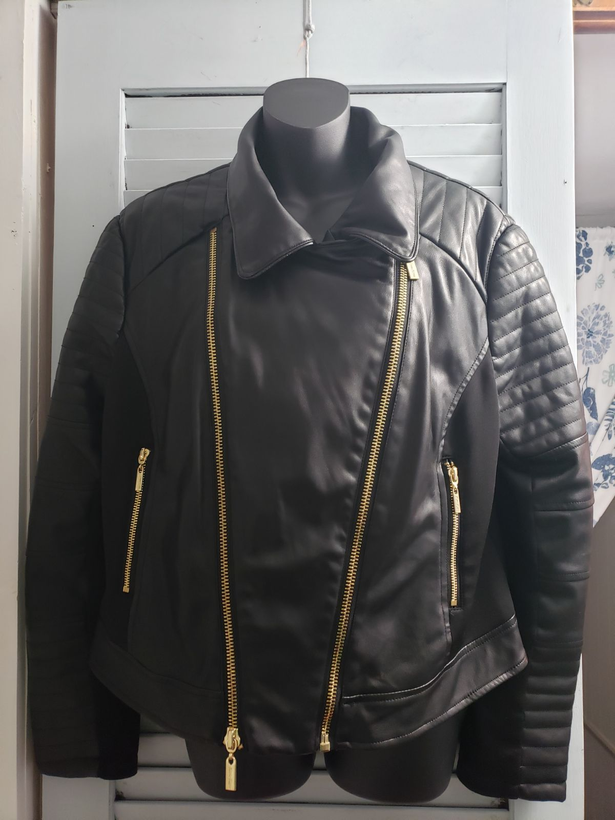BISOU BISOU Moto Jacket XL