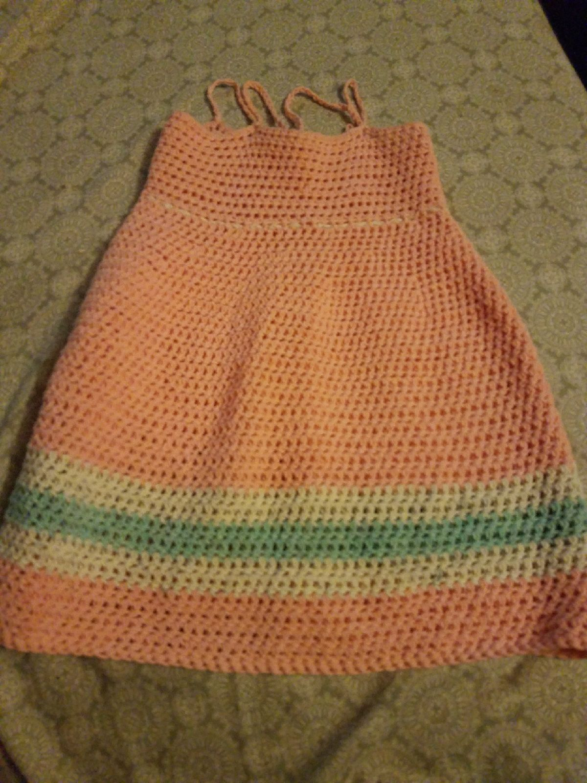 Handmade Toddler Dress