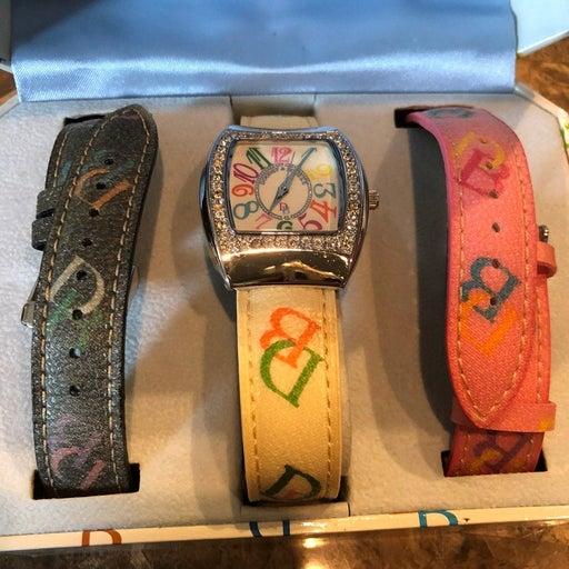 Dooney & Bourke Watch Set