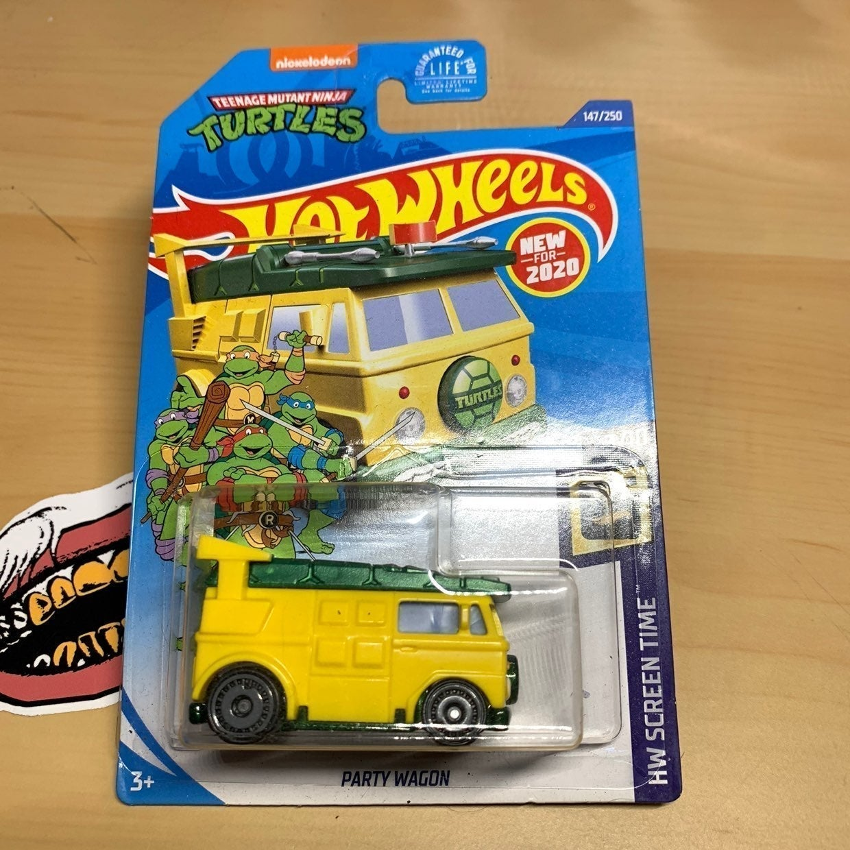 Hot Wheels 2020 Screen Time Party Wagon