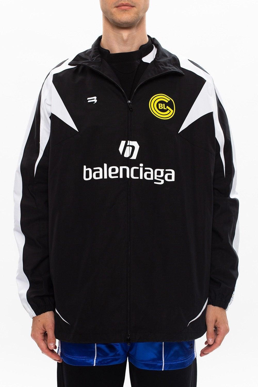 Balenciaga Soccer 10 Jacket Windbreaker