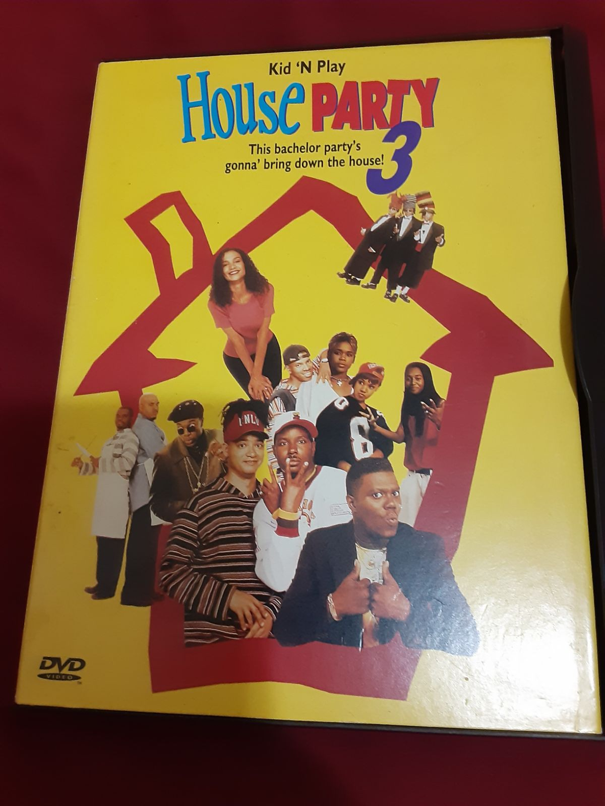 DVD House Party