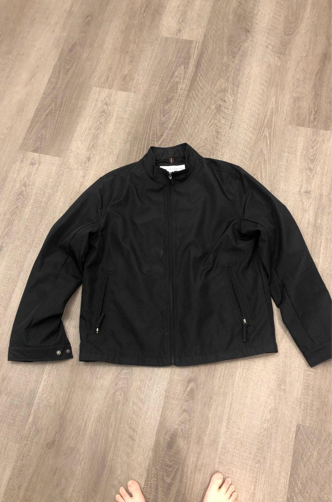 Men Goffery Beene black jacket
