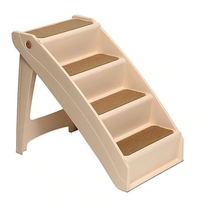 Dog Stairs with Extra Large Stairs