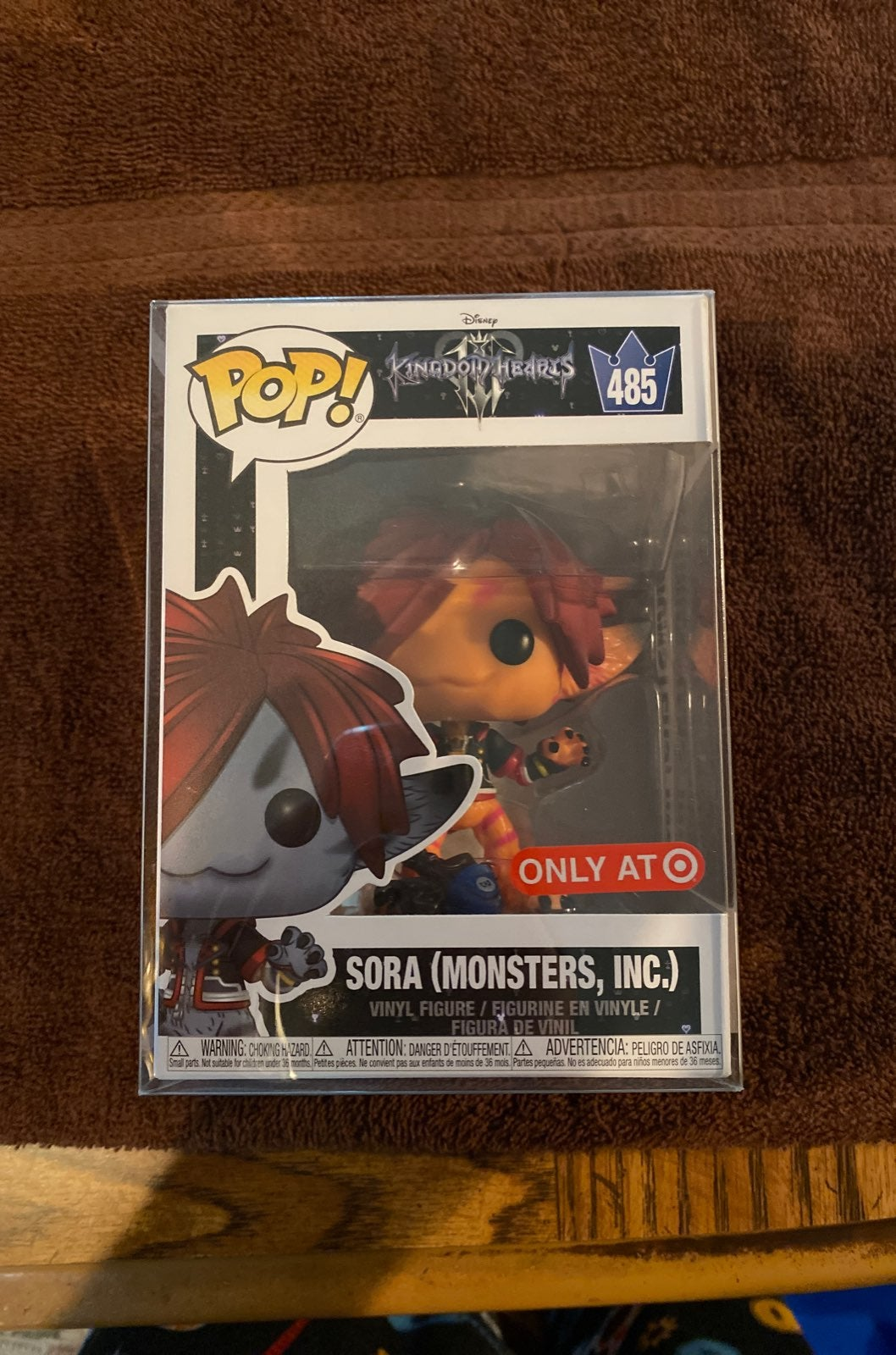 Funko Pop Sora (Monsters, Inc.) Target