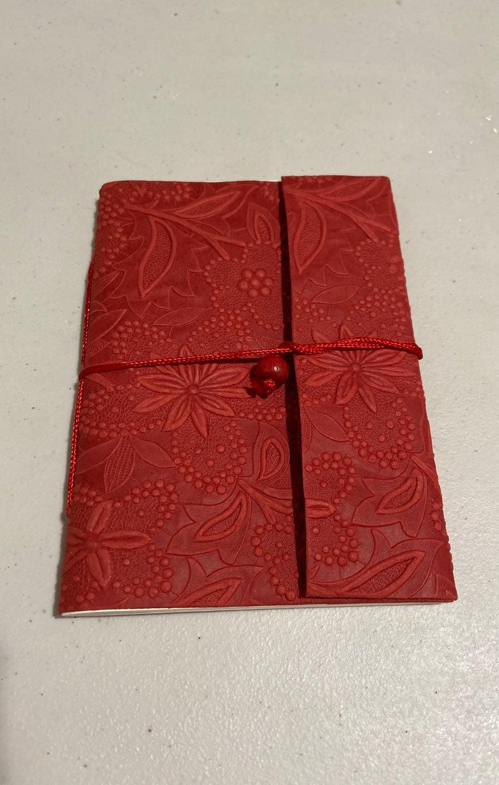 Pressed Flowers - Notebook
