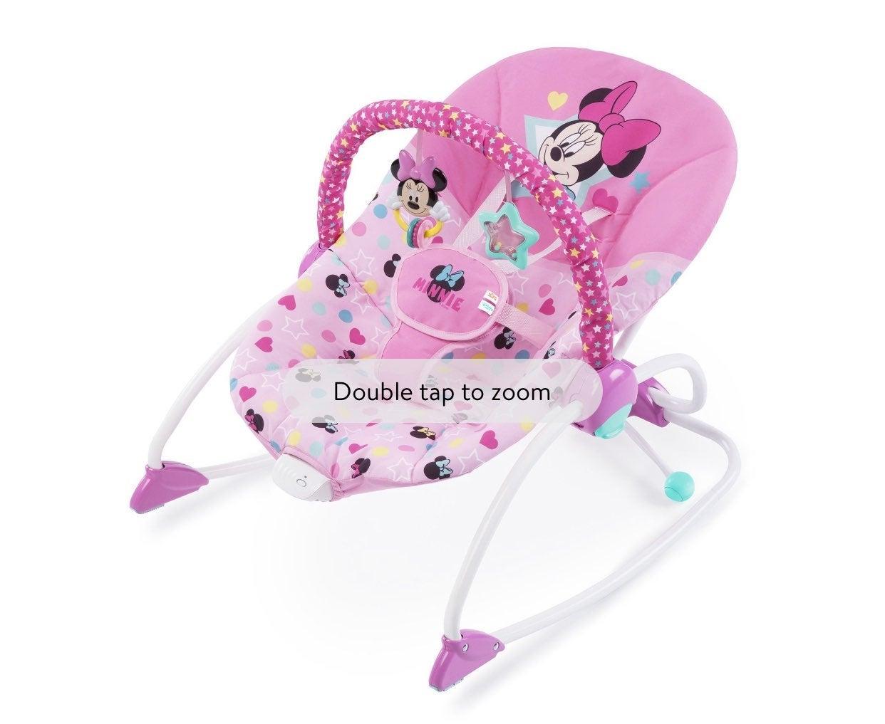 Minnie mouse rocker