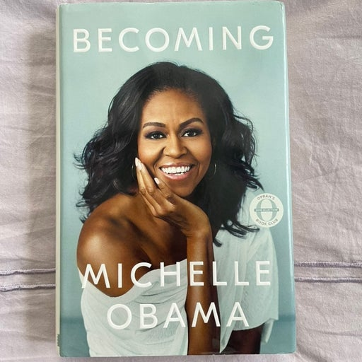 Book Becoming By Michelle Obama