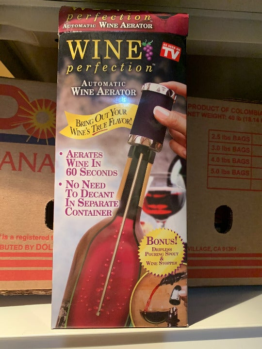 Automatic Wine Aerator