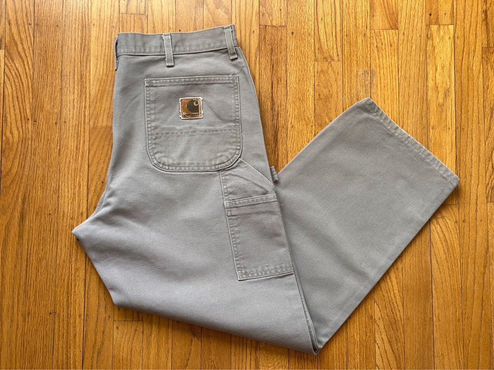 Vintage Carhartt Pants Sz 38x30