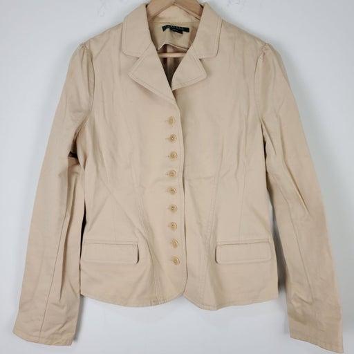 Lauren Ralph Lauren casual blazer Sz L j