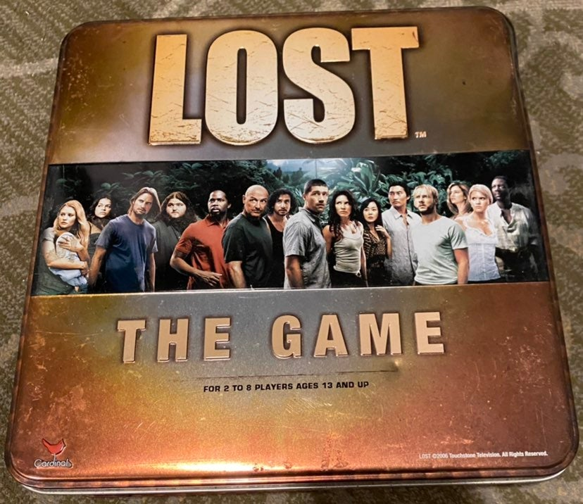 LOST: The Board Game
