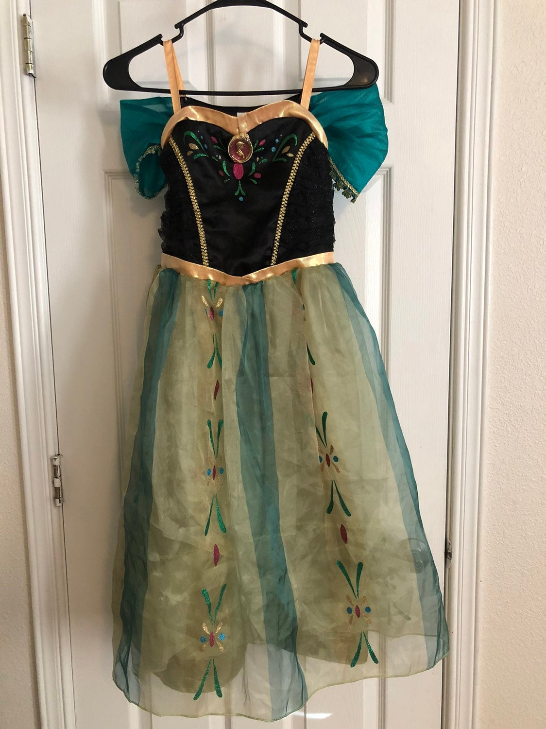 Frozen (Anna) Dress