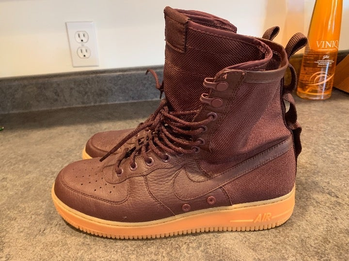 Nike Mens SF Air Force 1