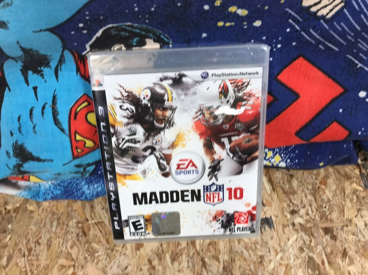 Madden 10 EA Sports Playstation 3 Games