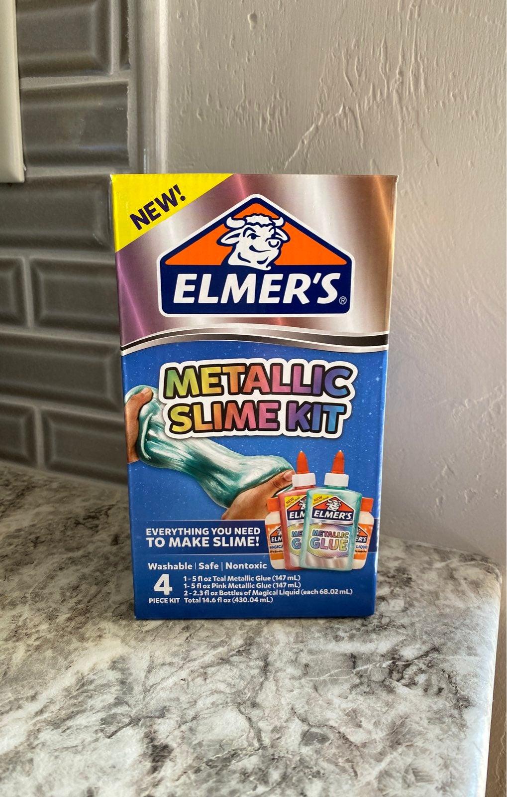 Elmer's Metallic Slime Kit