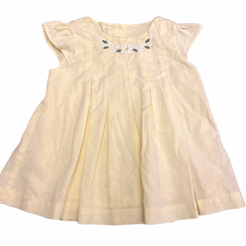 3T Janie and Jack yellow Dress