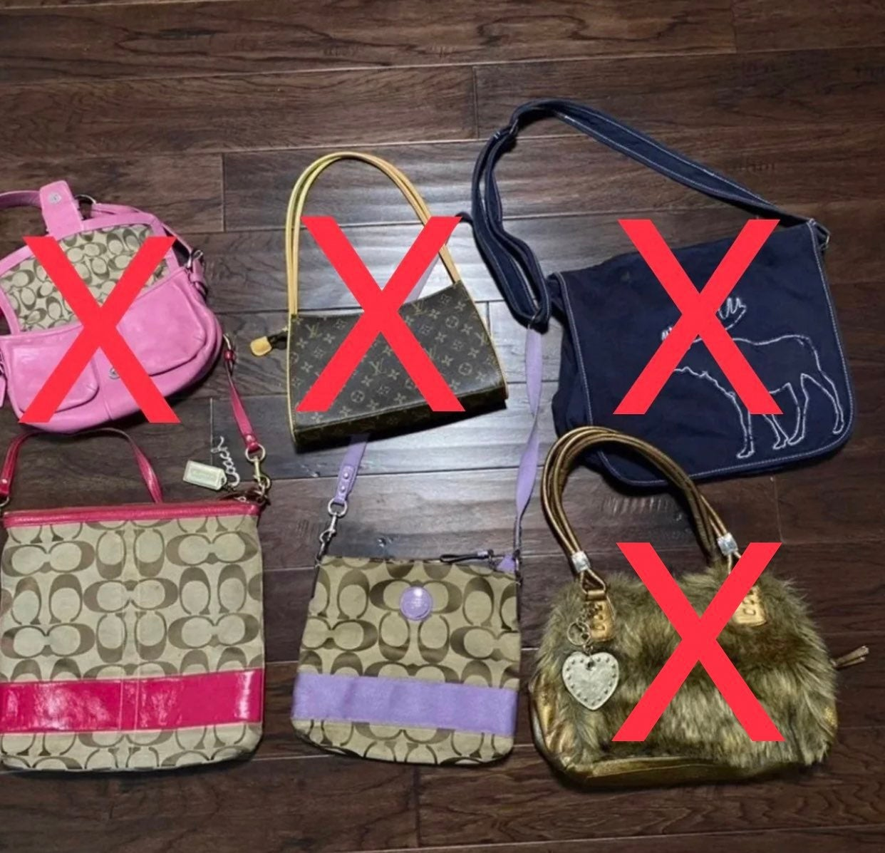 MAKE OFFERS! Purse / Crossbody / Over th