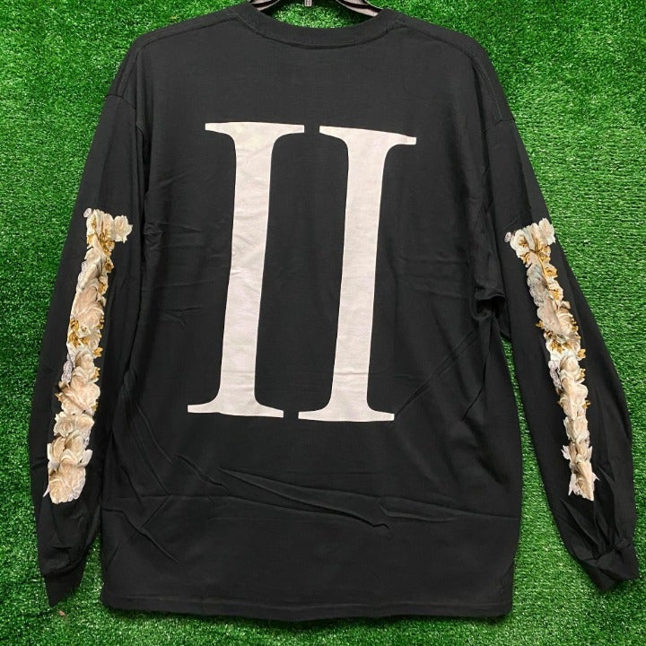 Migos Culture Long Sleeve Rap Tshirt XL