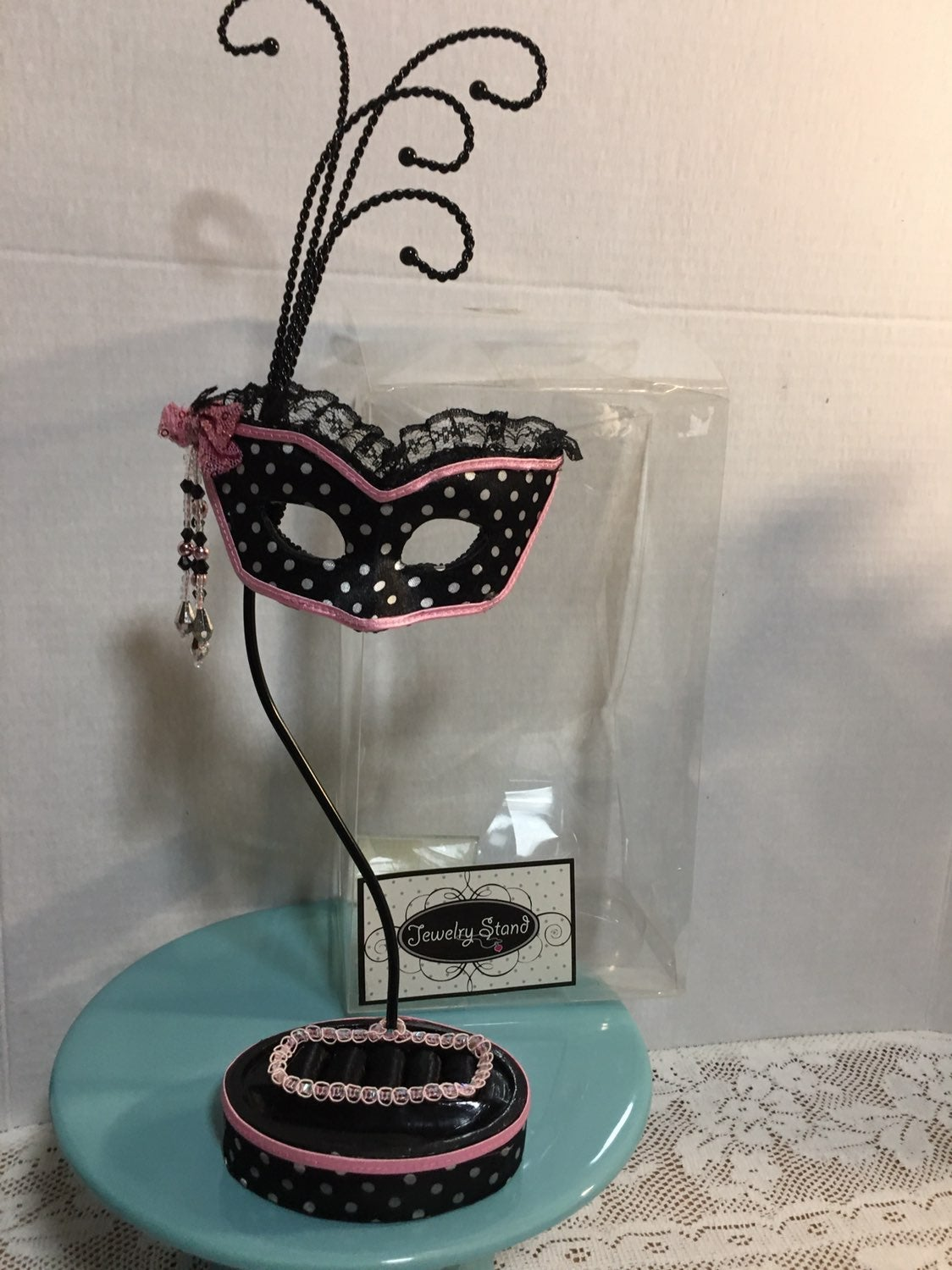 Medal Jewelry Stand Holder