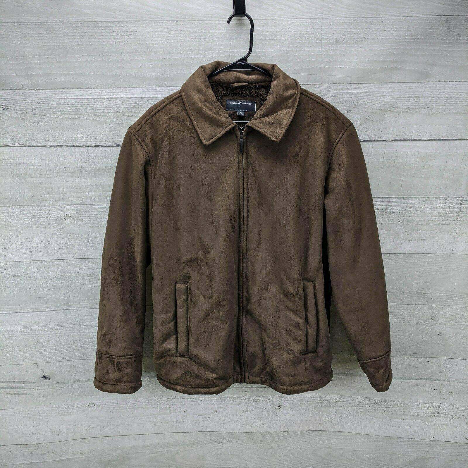 Perry Ellis Portfolio Men's Jacket  - L