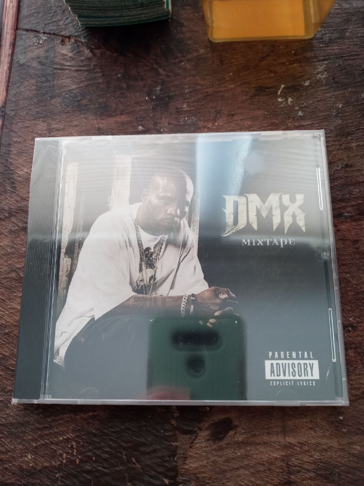DMX - DMX MIXTAPE RARE SEALED
