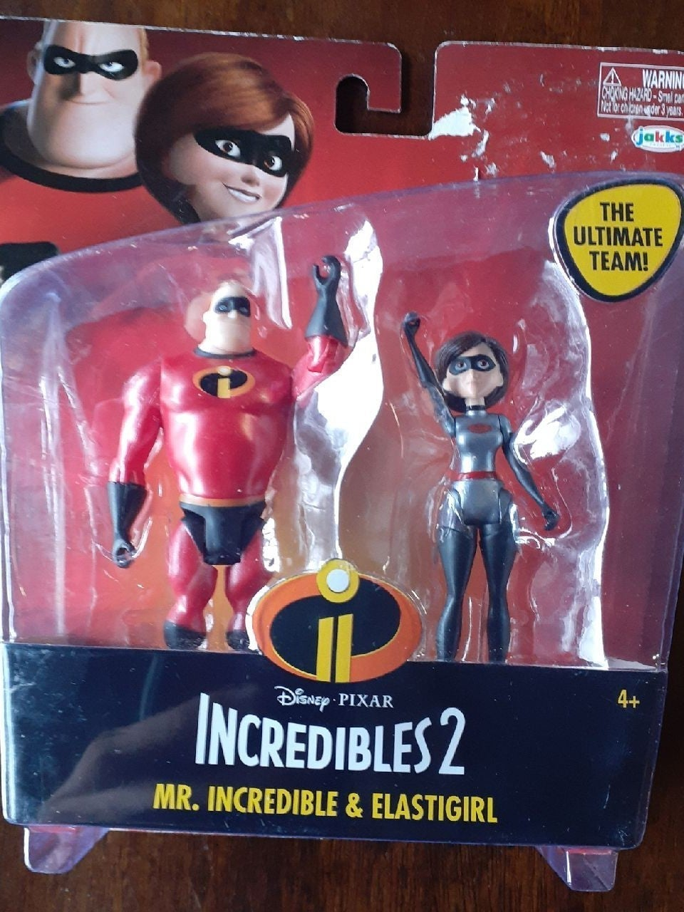 Disney Pixar Incredibles 2 mr. Incredibl