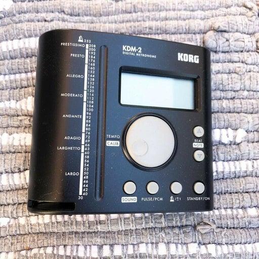 Korg kdm-2 digital metronome band and or