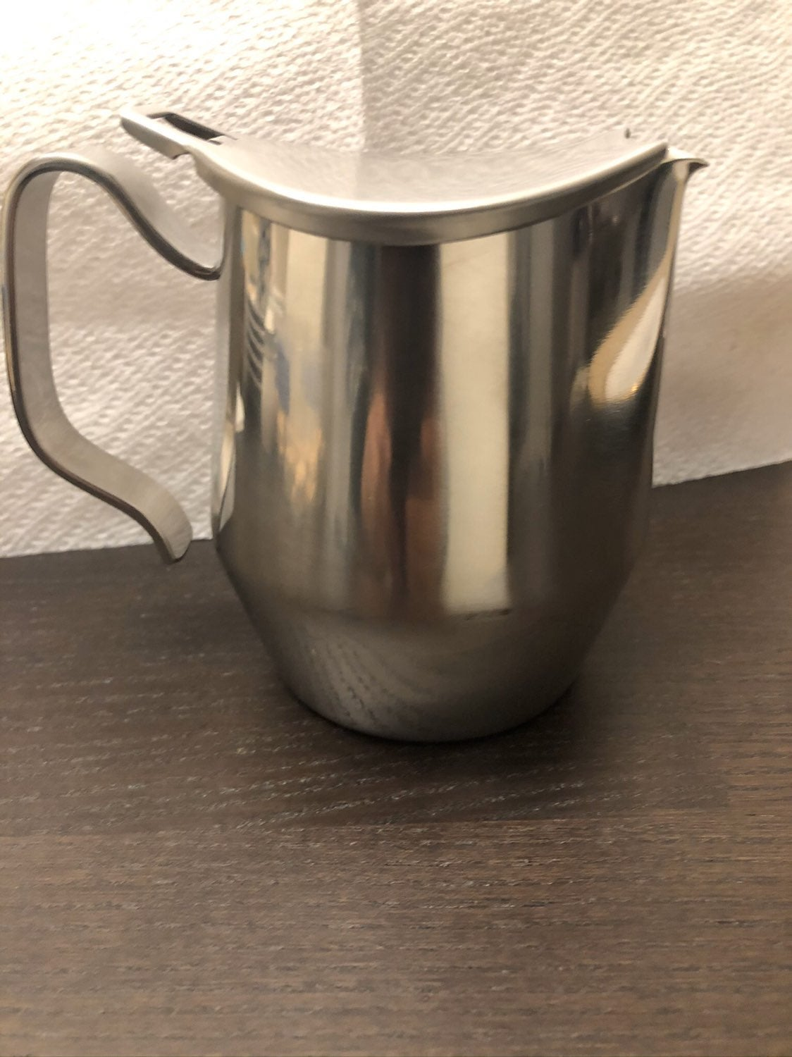 Alessi creamer stainless steel