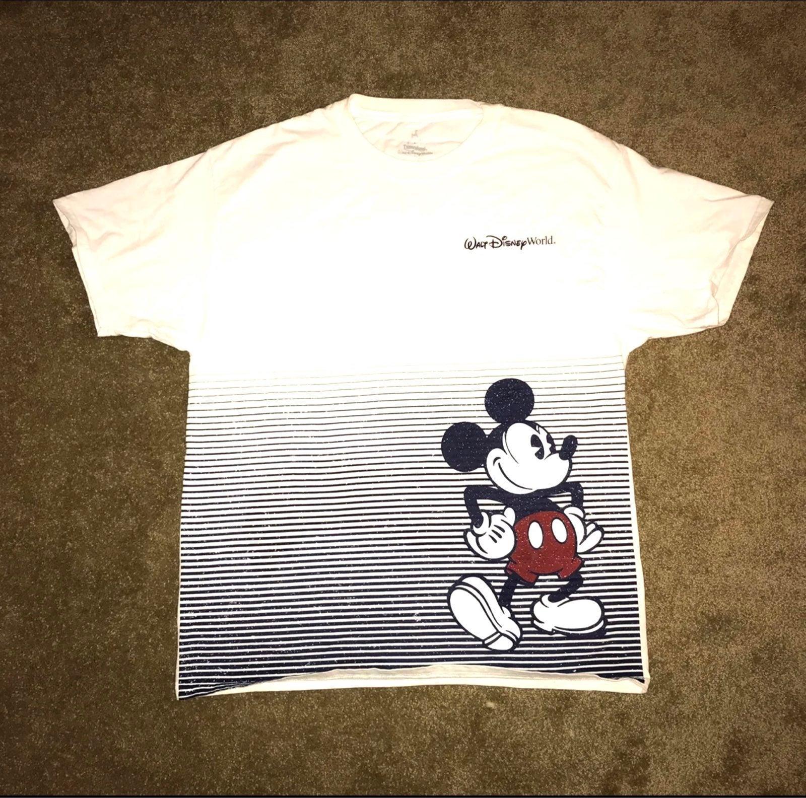 vintage disney mickey mouse shirt