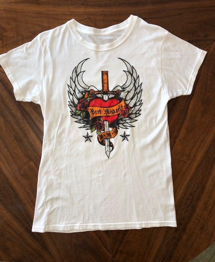 Bret Michaels Concert T-shirt