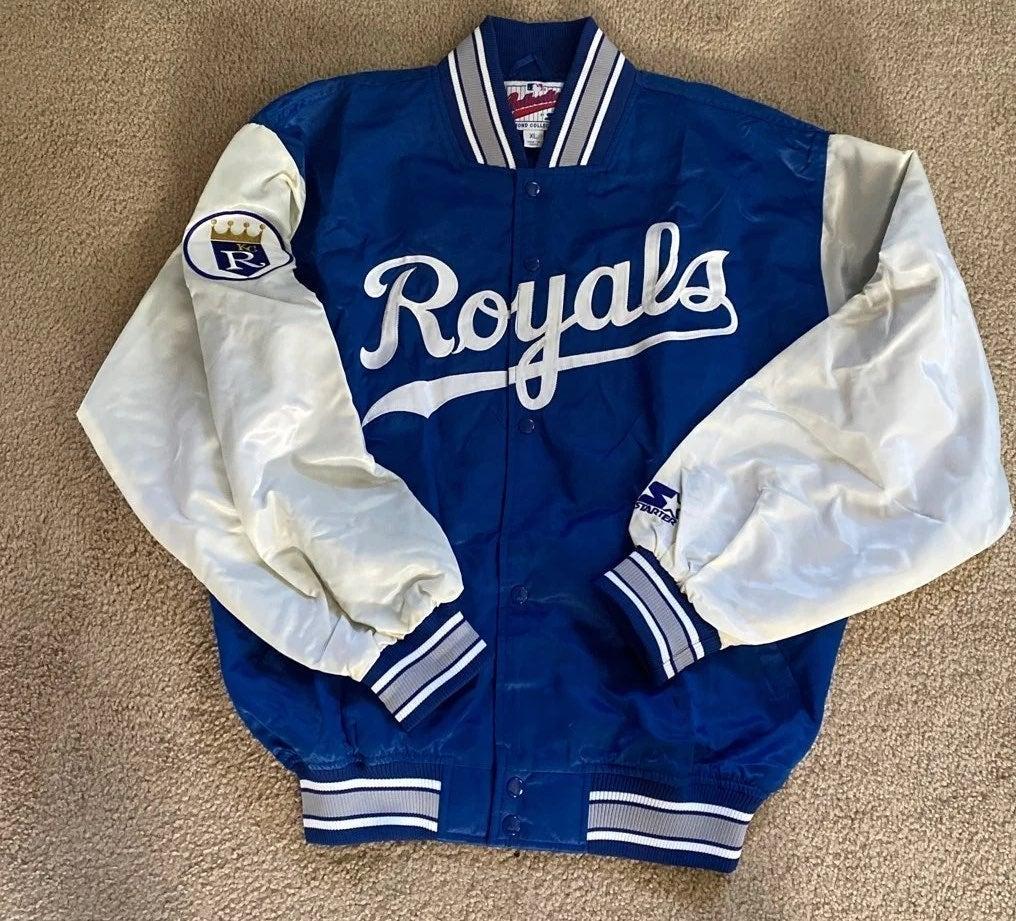 KC Royals Baseball warm up Jacket