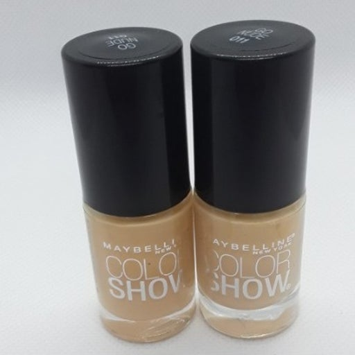 (2) Maybelline Color Show Nail Polish#11