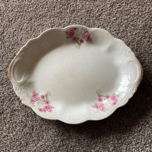Vintage C P Co Dixie Serving Plate