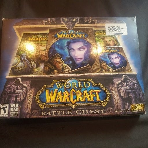 World of Warcraft: Battle Chest PC/MAC