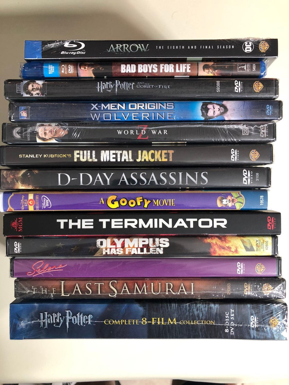 Lot of 13 Movies