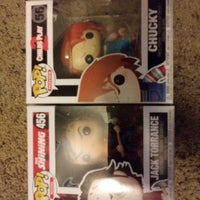 Funko Pop Set Of 2 Chucky And Jack