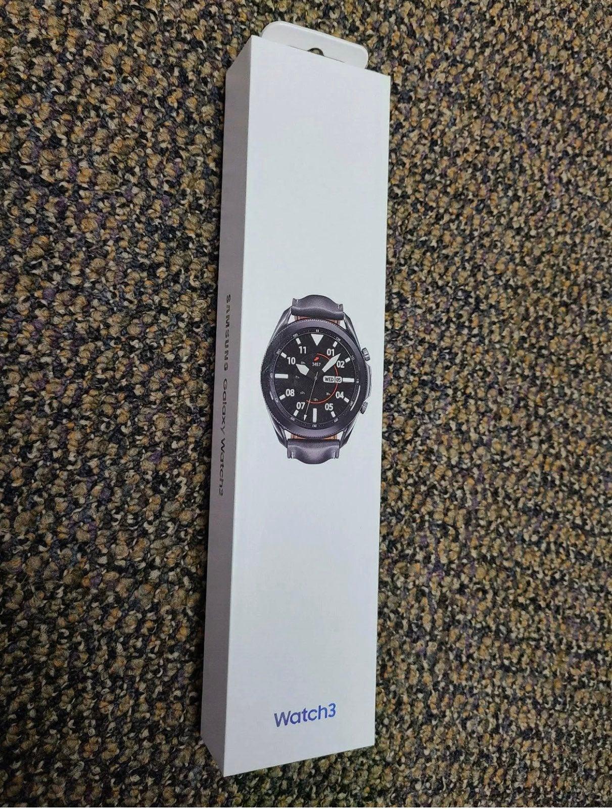 45 MM Galaxy Watch 3 Wifi GPS