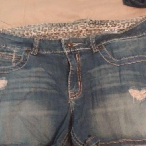 Cruel girl shorts women's size 11