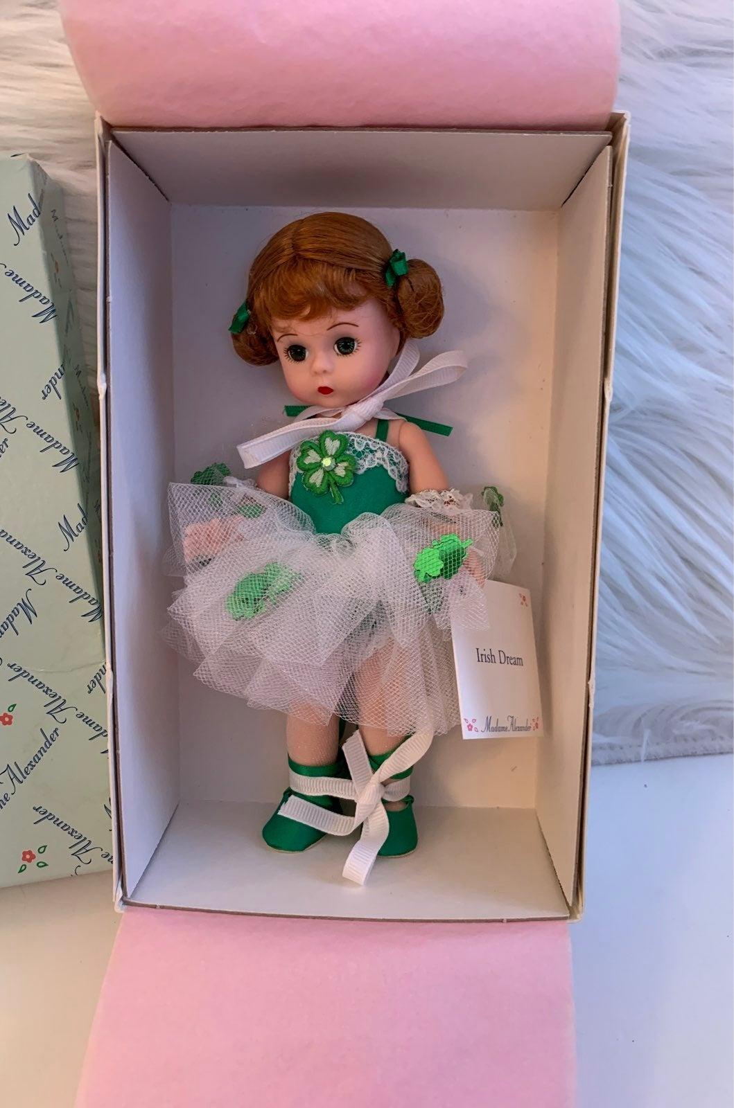 Madame Alexander Irish Dream Doll