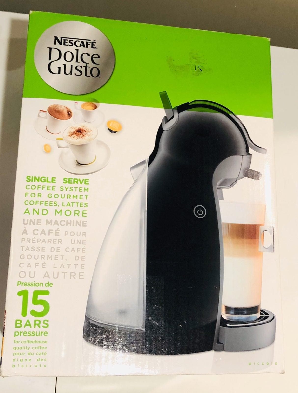 Nescafe Dolce Gusto Pod Capsule Coffee M