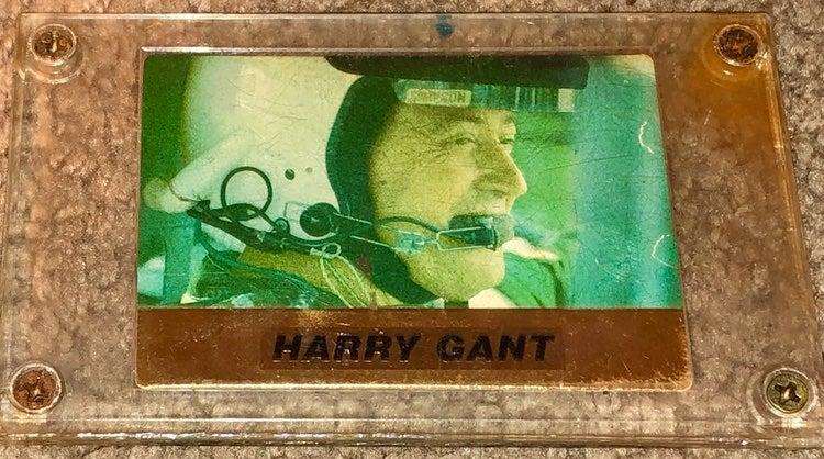 Harry Gant Vintage Trading Card
