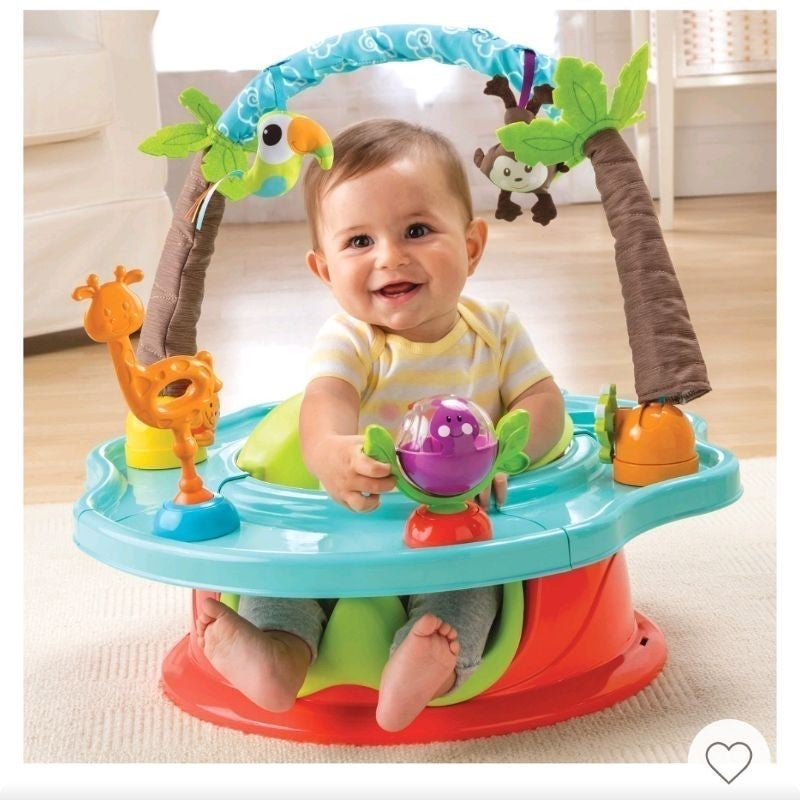 SUMMER Infant Sit Me Up Seat - Like NEW