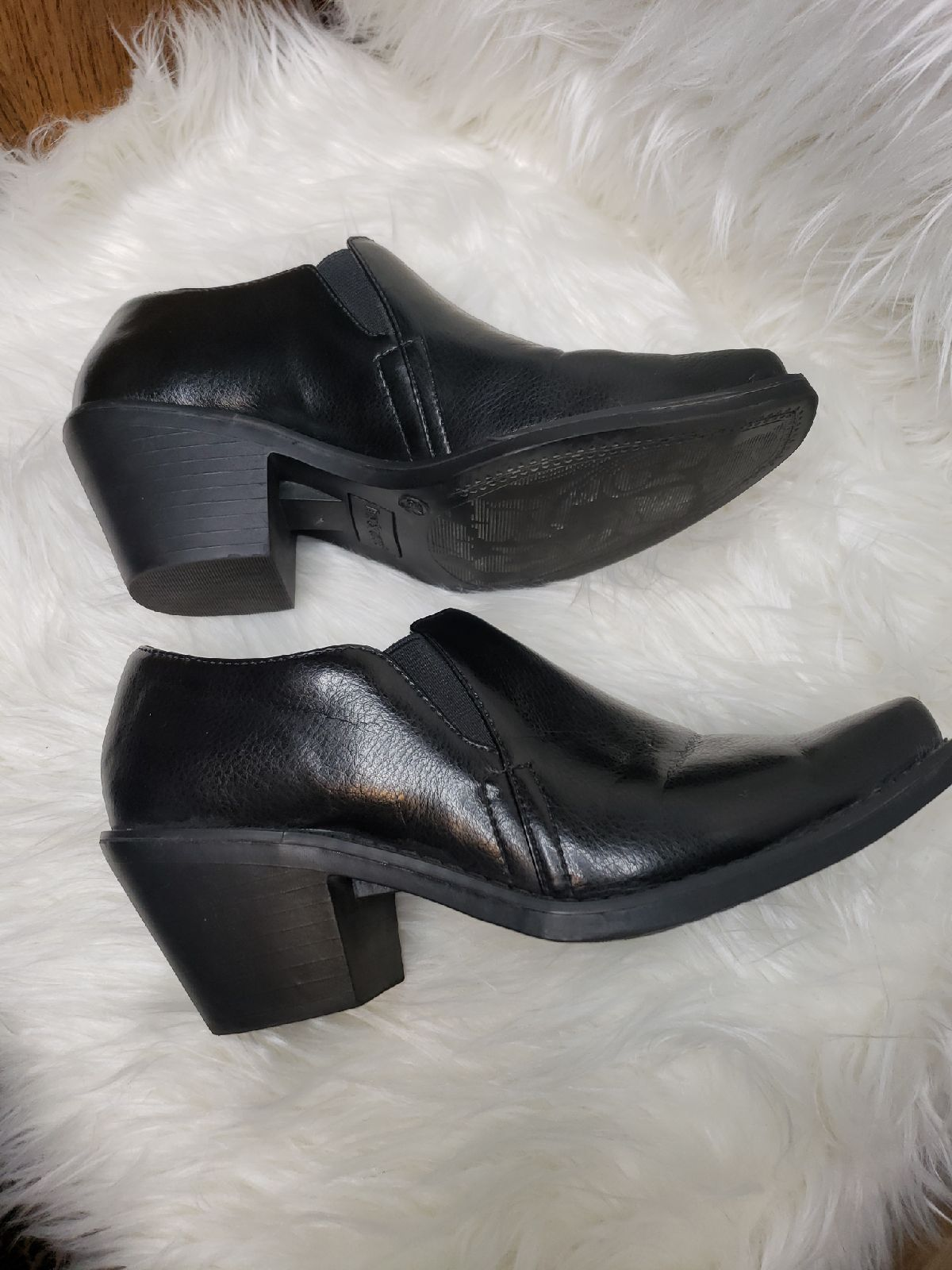 Ankle Booties size 8