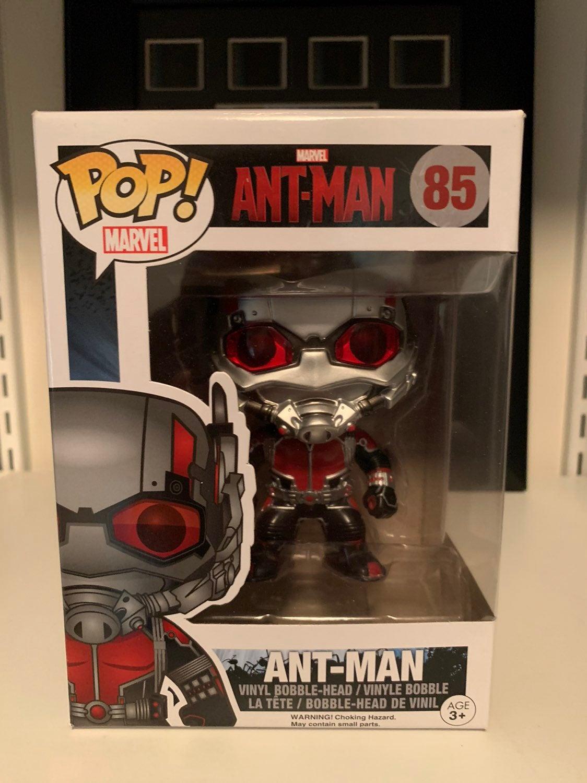 Ant Man Funko Pop