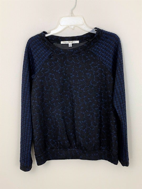 Max Studio Patterned Pullover