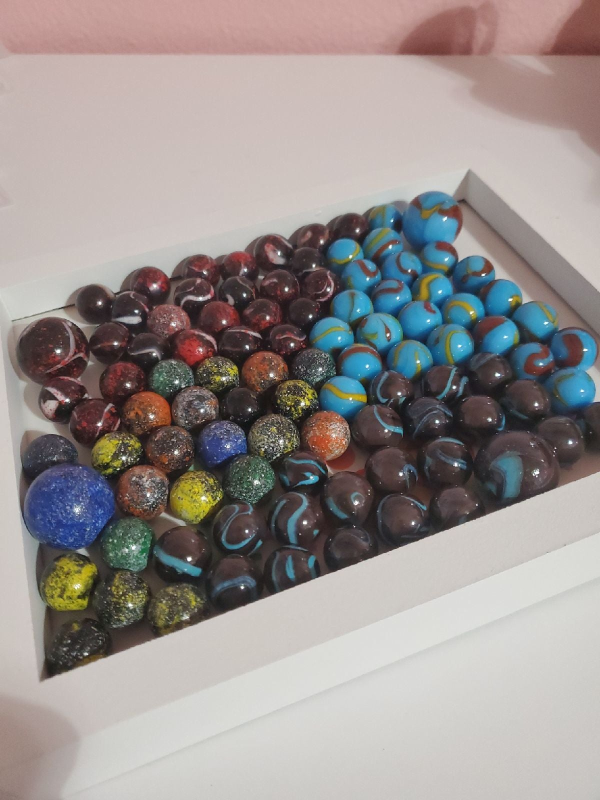 Cute Lot of glass Marbles