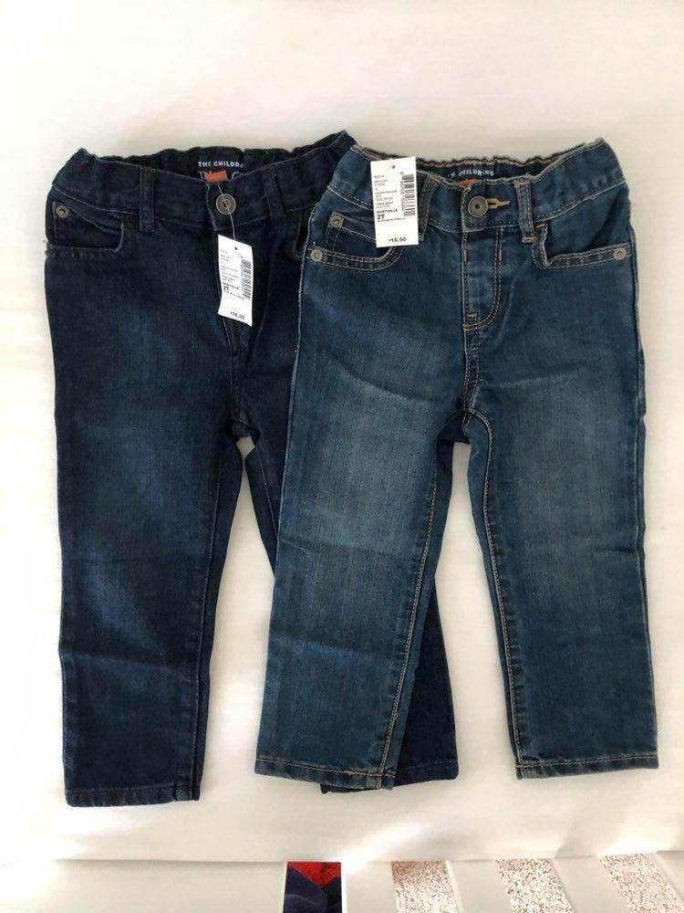 NWT 2T boy jeans