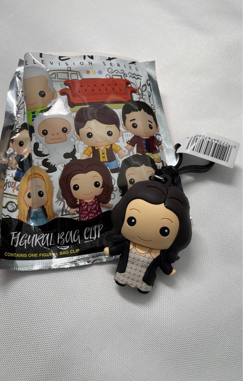 Friends tv show Bag Clip Monica